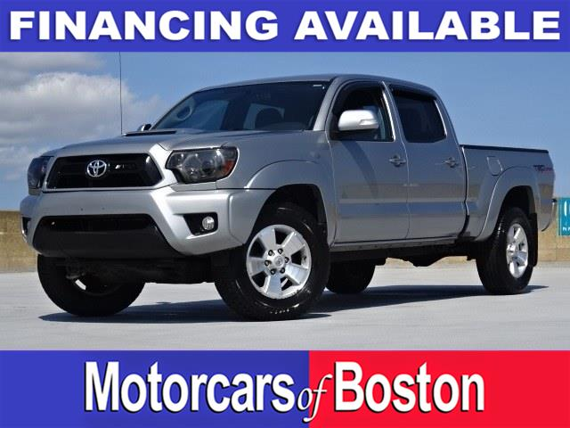Used 2014 Toyota Tacoma in Newton, Massachusetts | Motorcars of Boston. Newton, Massachusetts