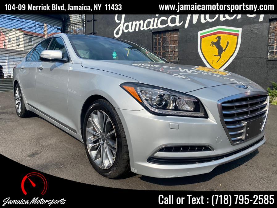 Used 2015 Hyundai Genesis in Jamaica, New York   Jamaica Motor Sports . Jamaica, New York