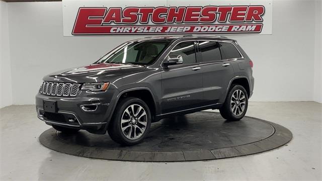 Used Jeep Grand Cherokee Overland 2018   Eastchester Motor Cars. Bronx, New York