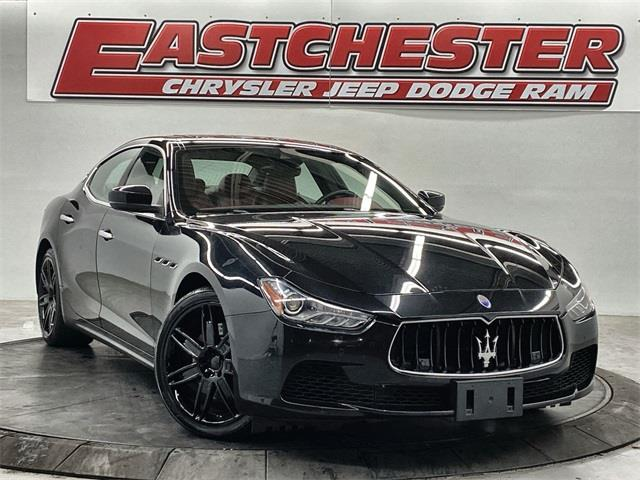 Used Maserati Ghibli S Q4 2017 | Eastchester Motor Cars. Bronx, New York