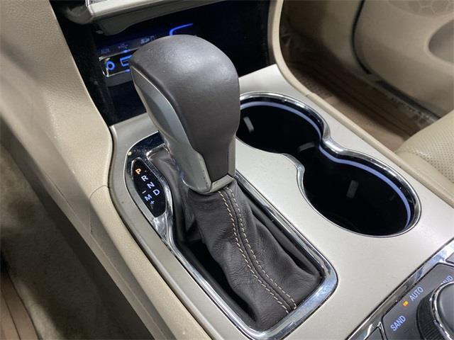 Used Jeep Grand Cherokee Overland 2016   Eastchester Motor Cars. Bronx, New York