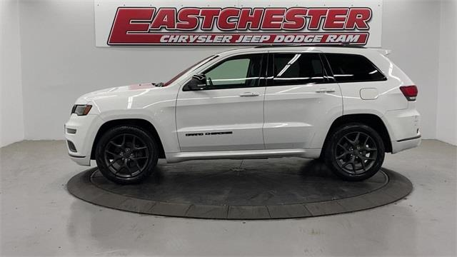 Used Jeep Grand Cherokee Limited X 2019   Eastchester Motor Cars. Bronx, New York