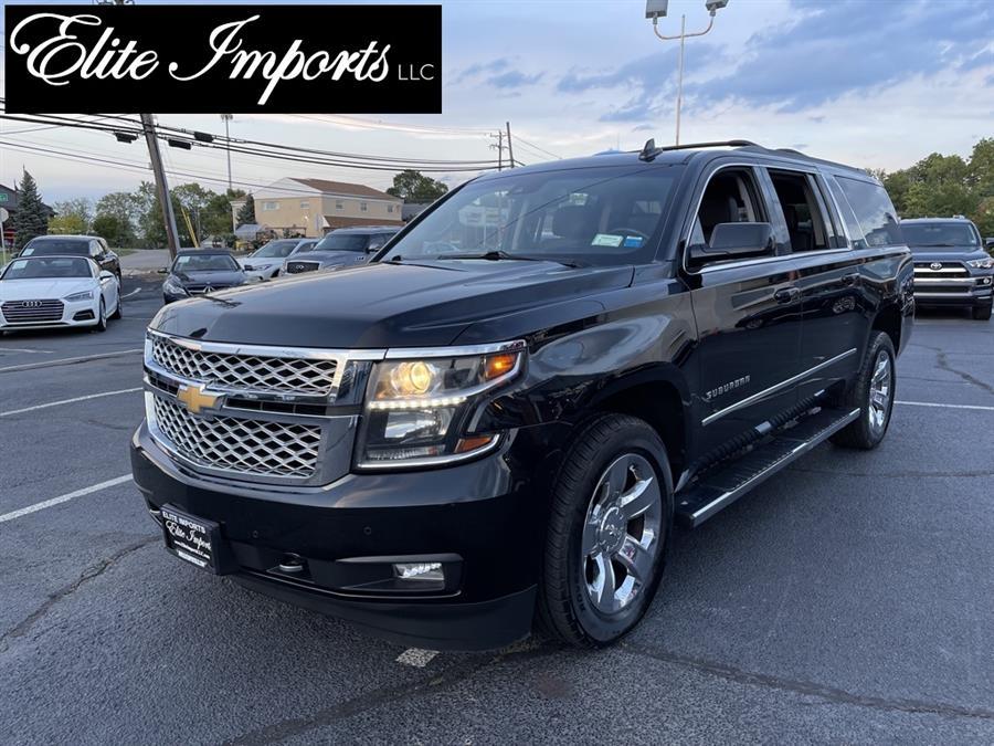 Used Chevrolet Suburban LT 2017 | Elite Imports LLC. West Chester, Ohio