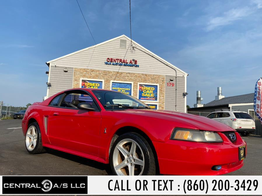 Used Ford Mustang 2dr Cpe SVT Cobra 1999 | Central A/S LLC. East Windsor, Connecticut