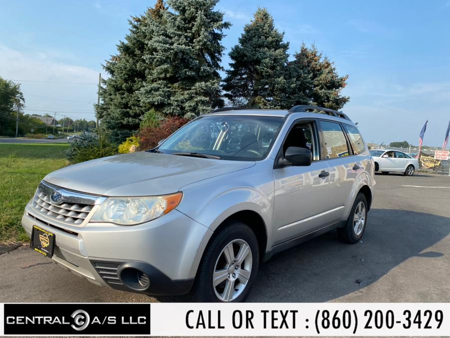 Used Subaru Forester 4dr Auto 2.5X w/Alloy Wheel Value Pkg 2011   Central A/S LLC. East Windsor, Connecticut