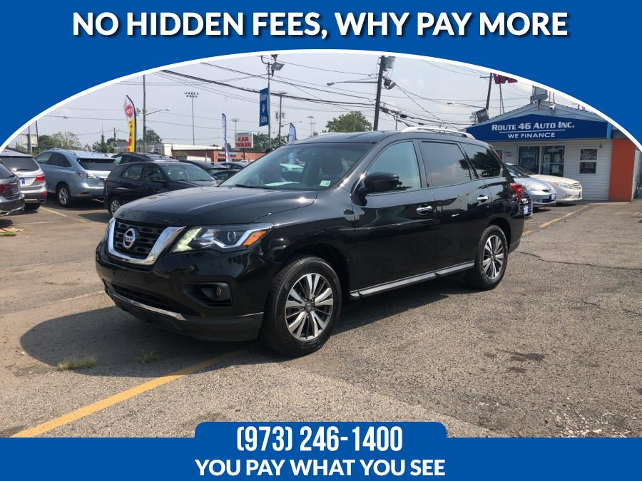 Used 2017 Nissan Pathfinder in Lodi, New Jersey | Route 46 Auto Sales Inc. Lodi, New Jersey