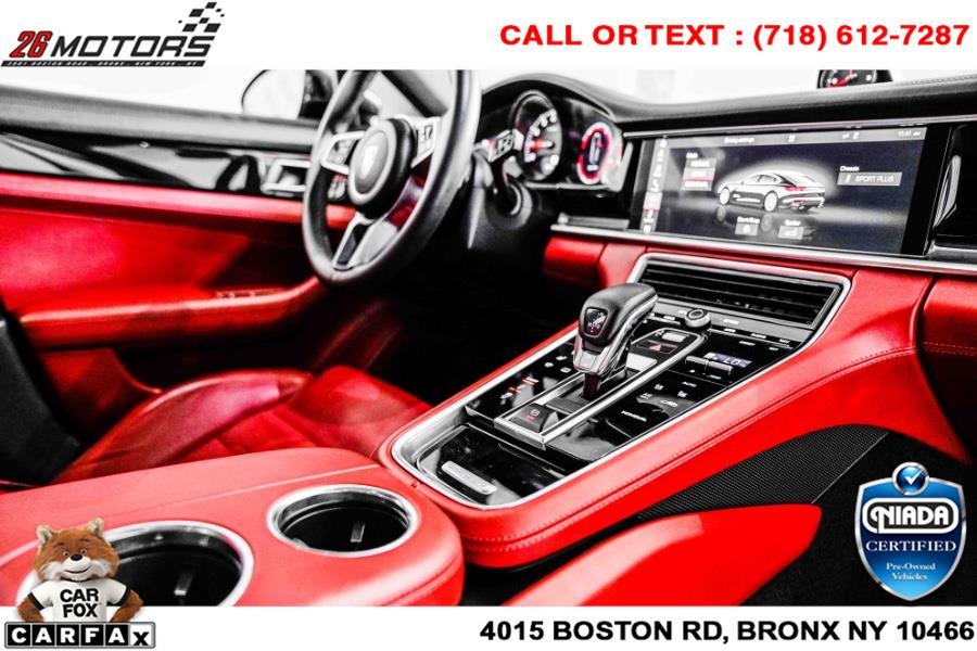 Used Porsche Panamera 4 AWD 2018 | 26 Motors Corp. Bronx, New York