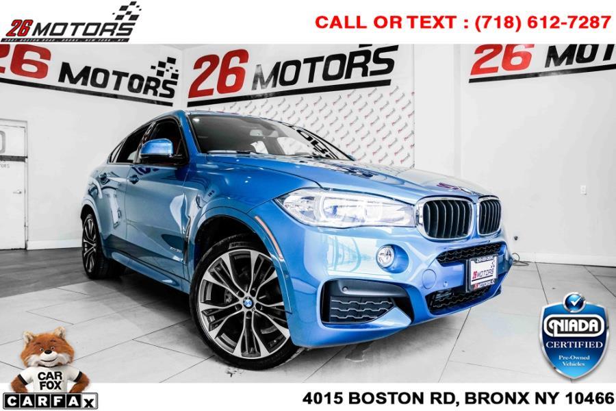 Used BMW X6 xDrive35i Sports Activity Coupe 2018   26 Motors Corp. Bronx, New York