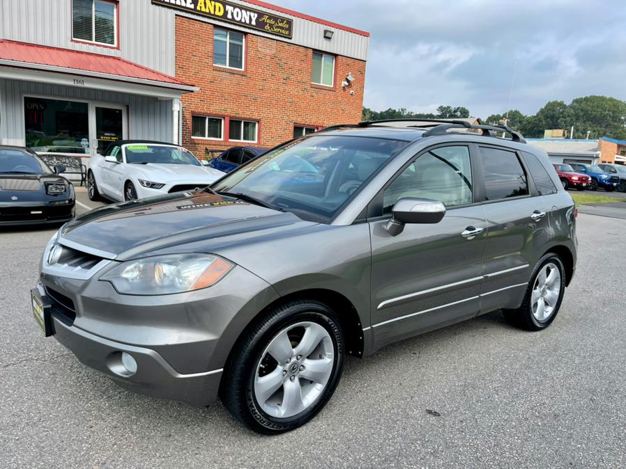 Used Acura RDX AWD 4dr Tech Pkg 2007   Mike And Tony Auto Sales, Inc. South Windsor, Connecticut