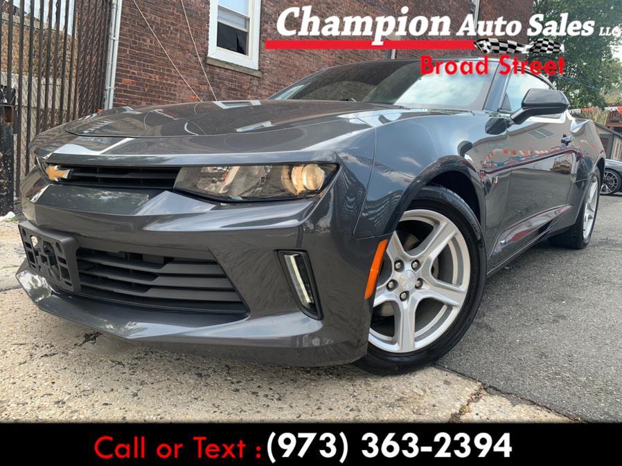 Used 2017 Chevrolet Camaro in Newark, New Jersey | Champion Used Auto Sales LLC. Newark, New Jersey