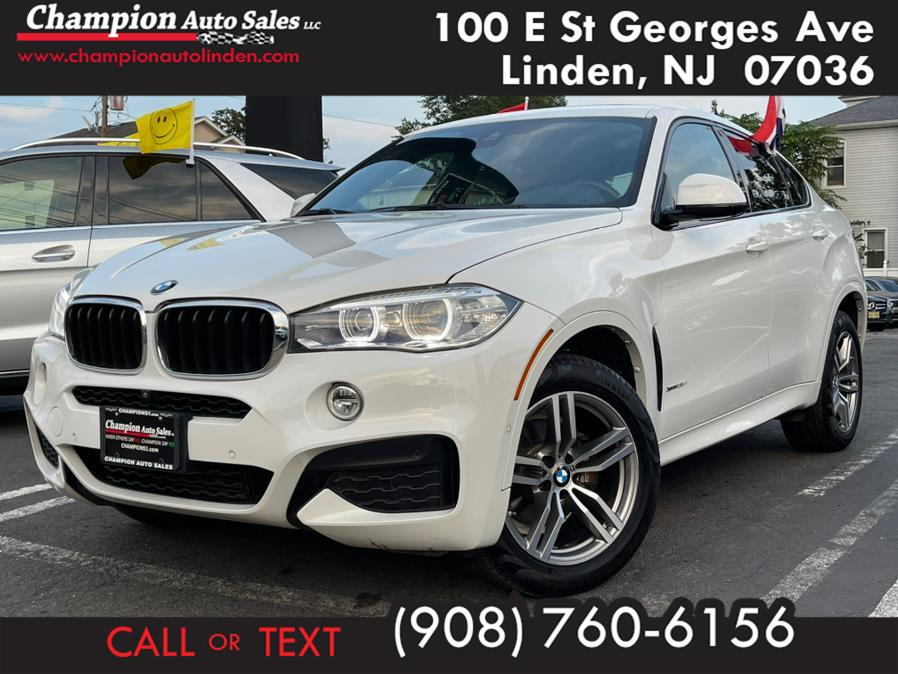Used 2018 BMW X6 in Linden, New Jersey | Champion Used Auto Sales. Linden, New Jersey