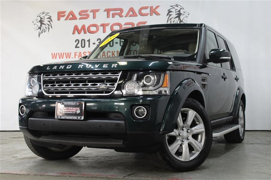 Used Land Rover Lr4 HSE 2016 | Fast Track Motors. Paterson, New Jersey