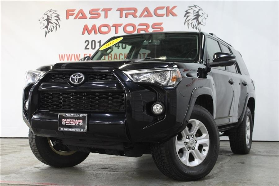 Used Toyota 4runner SR5 2017 | Fast Track Motors. Paterson, New Jersey