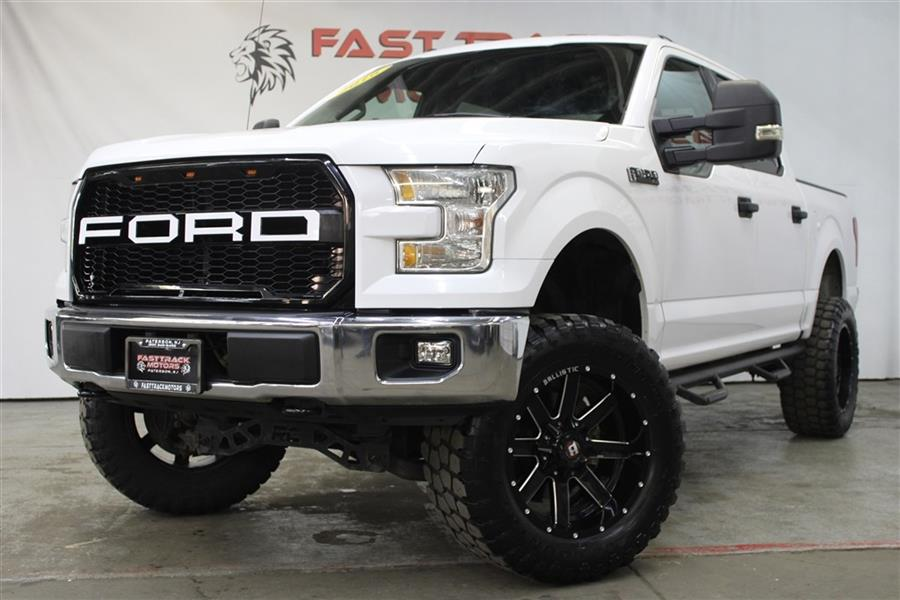 Used Ford F150 SUPERCREW 2016 | Fast Track Motors. Paterson, New Jersey