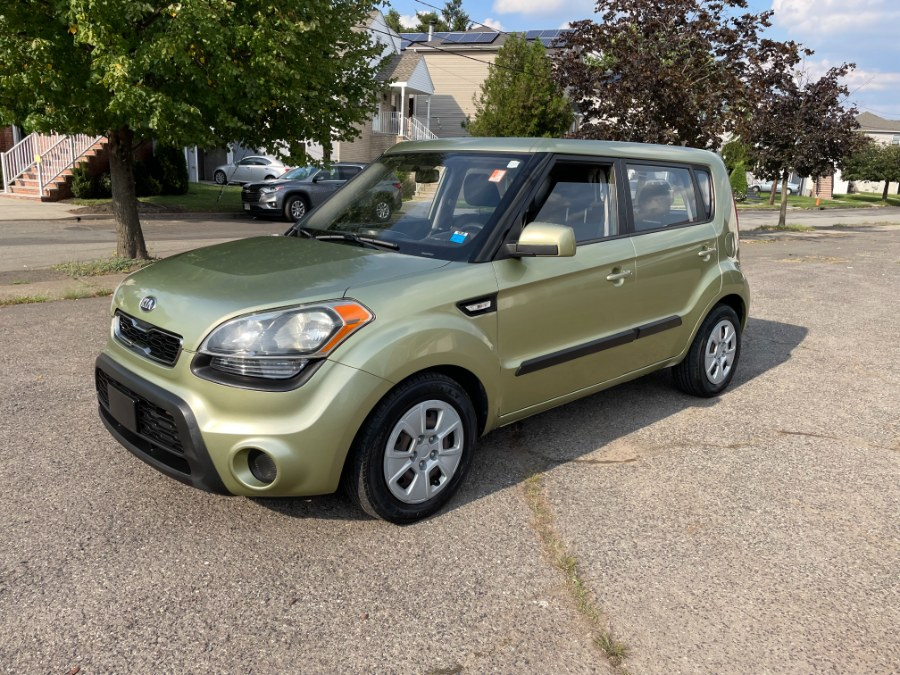 Used Kia Soul 5dr Wgn Man Base 2013   Cars With Deals. Lyndhurst, New Jersey