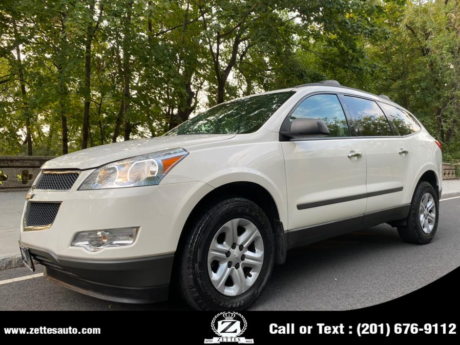 Used Chevrolet Traverse AWD 4dr LS 2010 | Zettes Auto Mall. Jersey City, New Jersey