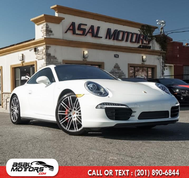 Used Porsche 911 2dr Cpe Carrera 4S 2014 | Asal Motors. East Rutherford, New Jersey