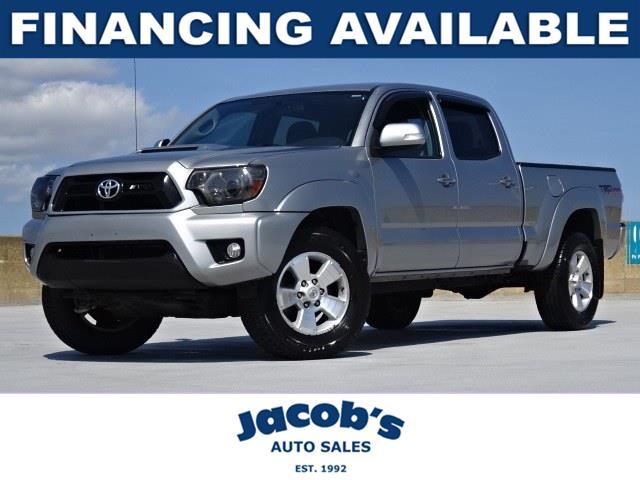 Used 2014 Toyota Tacoma in Newton, Massachusetts | Jacob Auto Sales. Newton, Massachusetts
