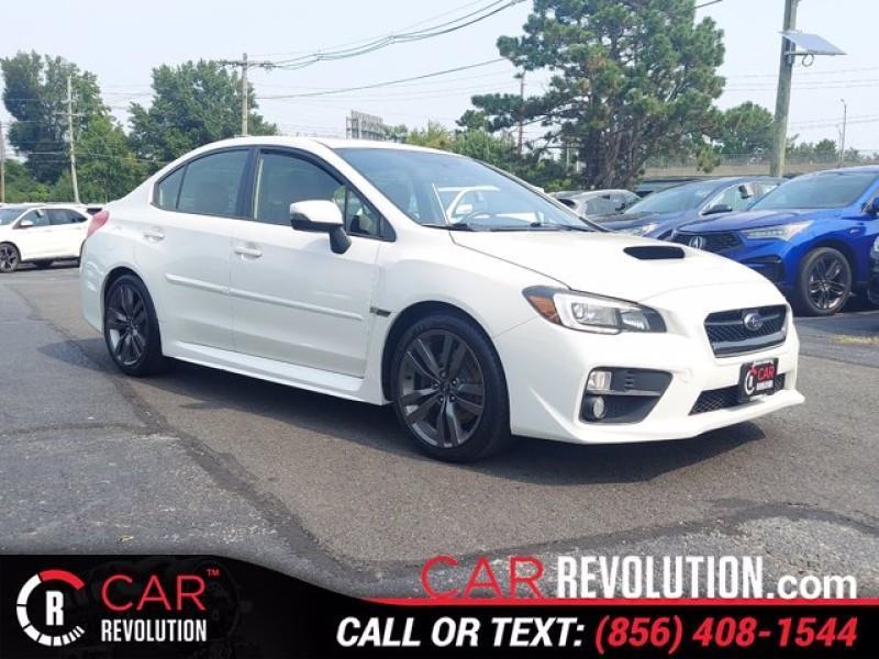 Used Subaru Wrx Limited Manual 2016 | Car Revolution. Maple Shade, New Jersey