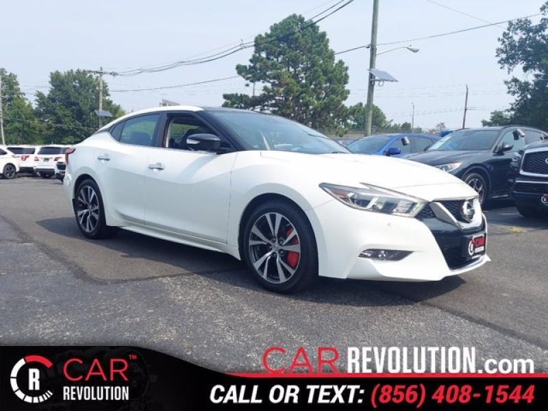 Used Nissan Maxima 3.5 SL 2016 | Car Revolution. Maple Shade, New Jersey