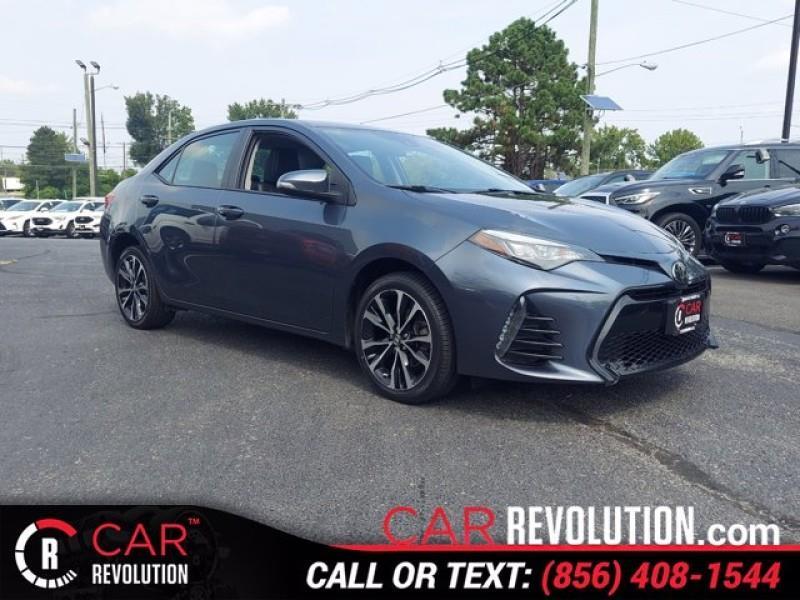Used Toyota Corolla SE CVT (Natl) 2018 | Car Revolution. Maple Shade, New Jersey