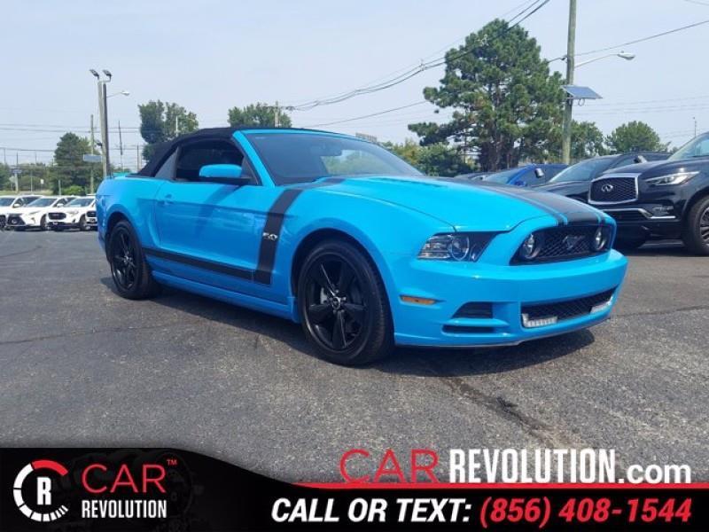 Used Ford Mustang GT Conv/Navigator/Rear Camera 2013   Car Revolution. Maple Shade, New Jersey