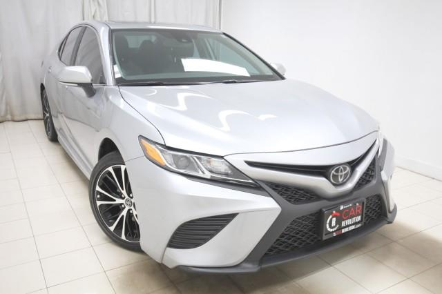 Used Toyota Camry SE w/ rearCam 2019   Car Revolution. Maple Shade, New Jersey