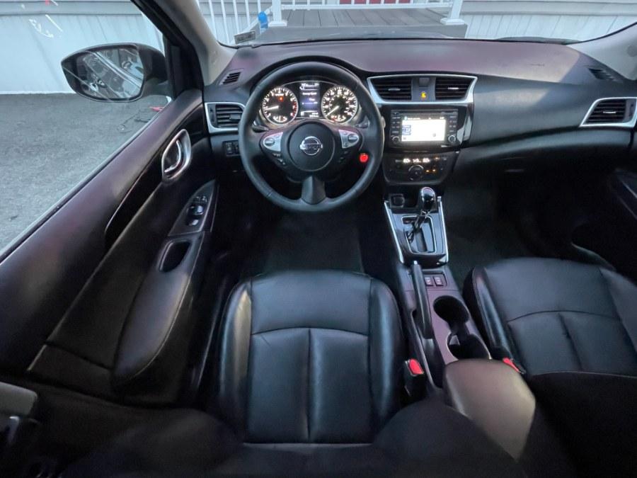 Used Nissan Sentra SL CVT 2017   DZ Automall. Paterson, New Jersey