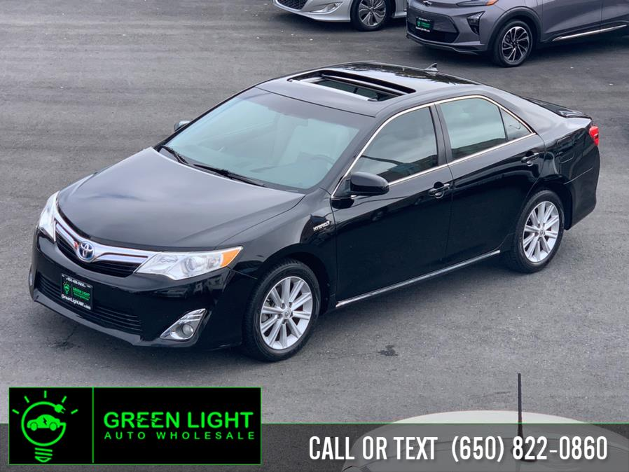 Used Toyota Camry Hybrid XLE 2013 | Green Light Auto Wholesale. Daly City, California