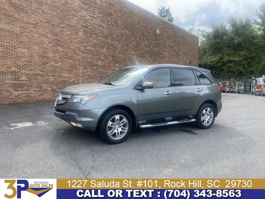 Used 2009 Acura MDX in Rock Hill, South Carolina | 3 Points Auto Sales. Rock Hill, South Carolina