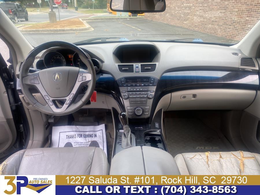 Used Acura MDX AWD 4dr Tech Pkg 2009 | 3 Points Auto Sales. Rock Hill, South Carolina