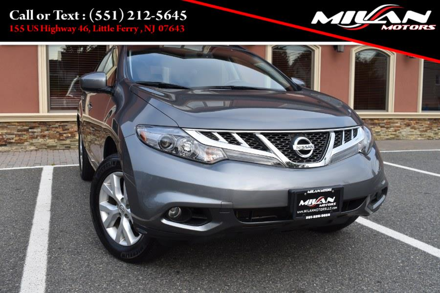Used Nissan Murano AWD 4dr SL 2014   Milan Motors. Little Ferry , New Jersey