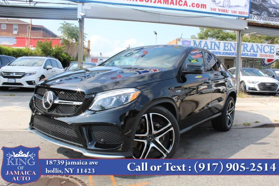 Used Mercedes-Benz GLE AMG GLE 43 4MATIC Coupe 2019 | King of Jamaica Auto Inc. Hollis, New York