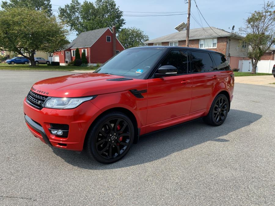 Used Land Rover Range Rover Sport 4WD 4dr HSE 2014 | Daytona Auto Sales. Little Ferry, New Jersey