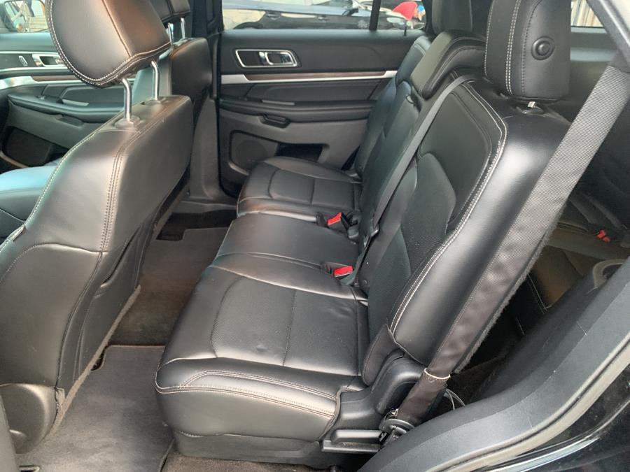 Used Ford Explorer 4WD 4dr Limited 2016   Auto Haus of Irvington Corp. Irvington , New Jersey