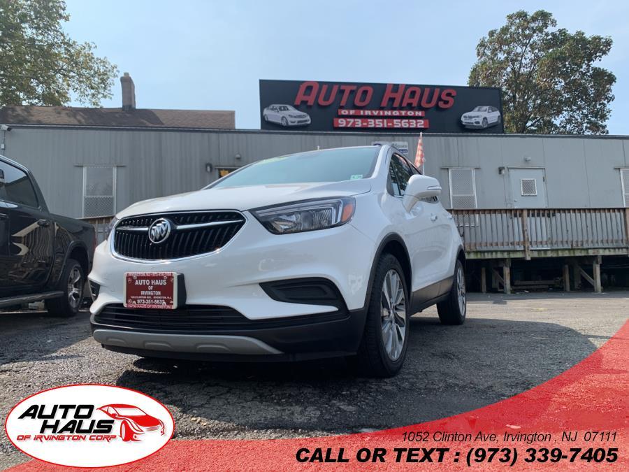 Used 2018 Buick Encore in Irvington , New Jersey | Auto Haus of Irvington Corp. Irvington , New Jersey