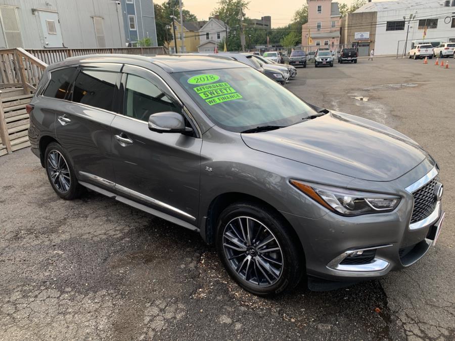 Used INFINITI QX60 AWD 2018   Auto Haus of Irvington Corp. Irvington , New Jersey