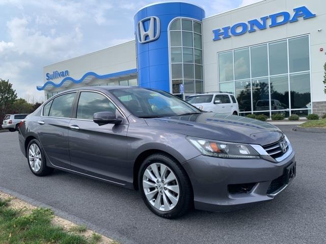 Used Honda Accord EX 2015 | Sullivan Automotive Group. Avon, Connecticut