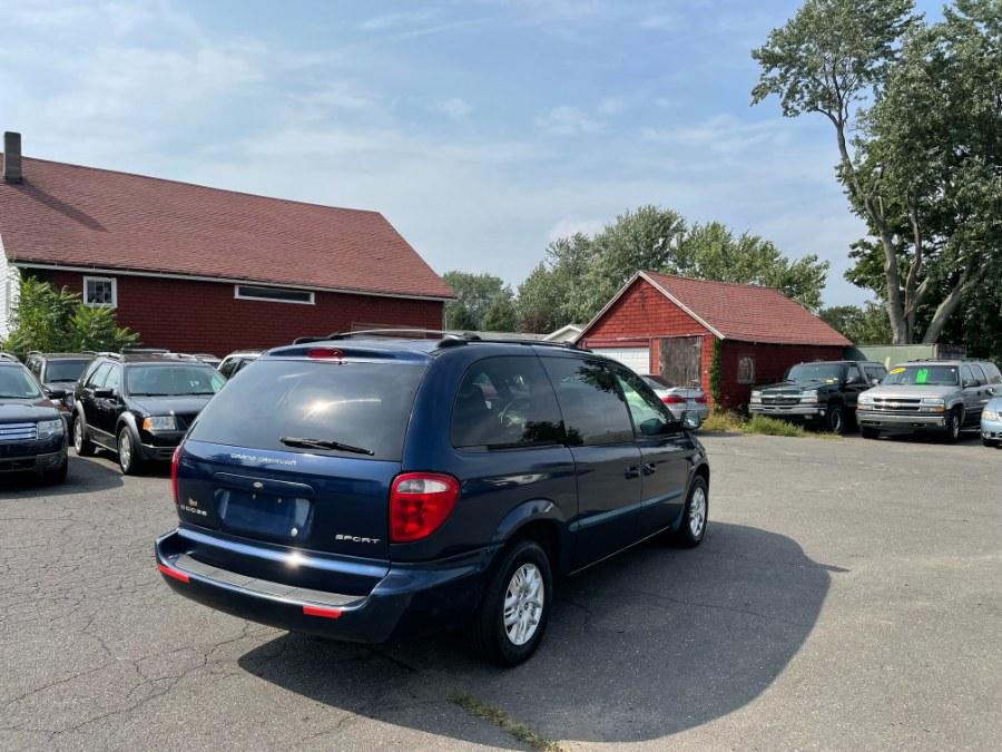 "Used Dodge Caravan 4dr Grand Sport 119"" WB 2002 | CT Car Co LLC. East Windsor, Connecticut"