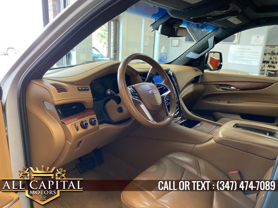 Used Cadillac Escalade 4WD 4dr Platinum 2017   All Capital Motors. Brooklyn, New York