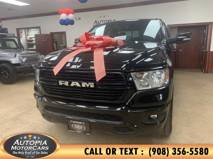 "Used Ram 1500 Big Horn/Lone Star  Quad Cab 6''4"" Box 2019 | Autopia Motorcars Inc. Union, New Jersey"