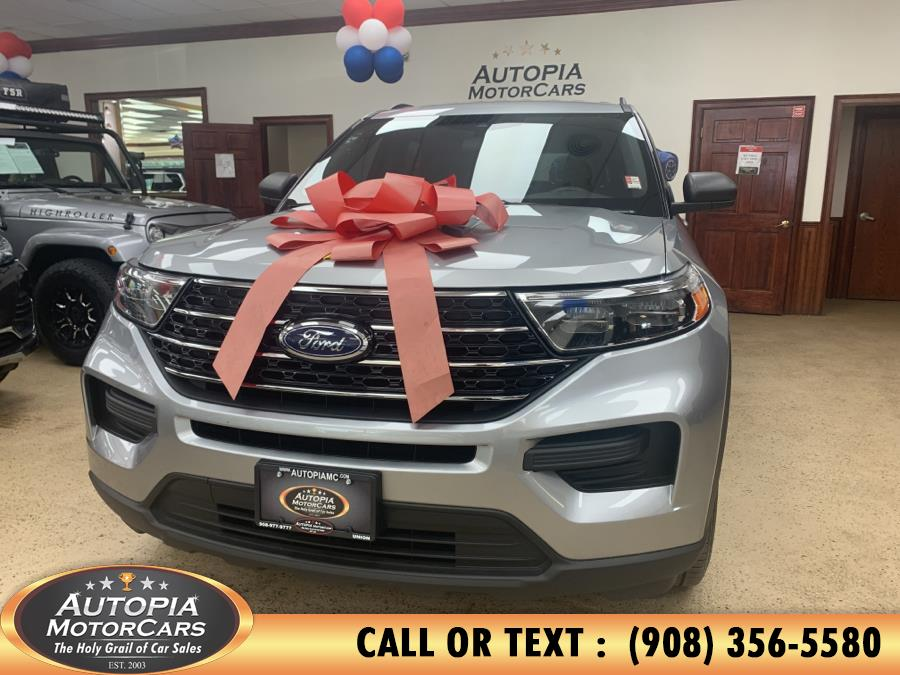 Used Ford Explorer XLT RWD 2020 | Autopia Motorcars Inc. Union, New Jersey