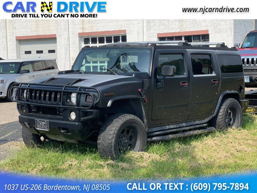 Used Hummer H2 SUV 2005   Car N Drive. Bordentown, New Jersey
