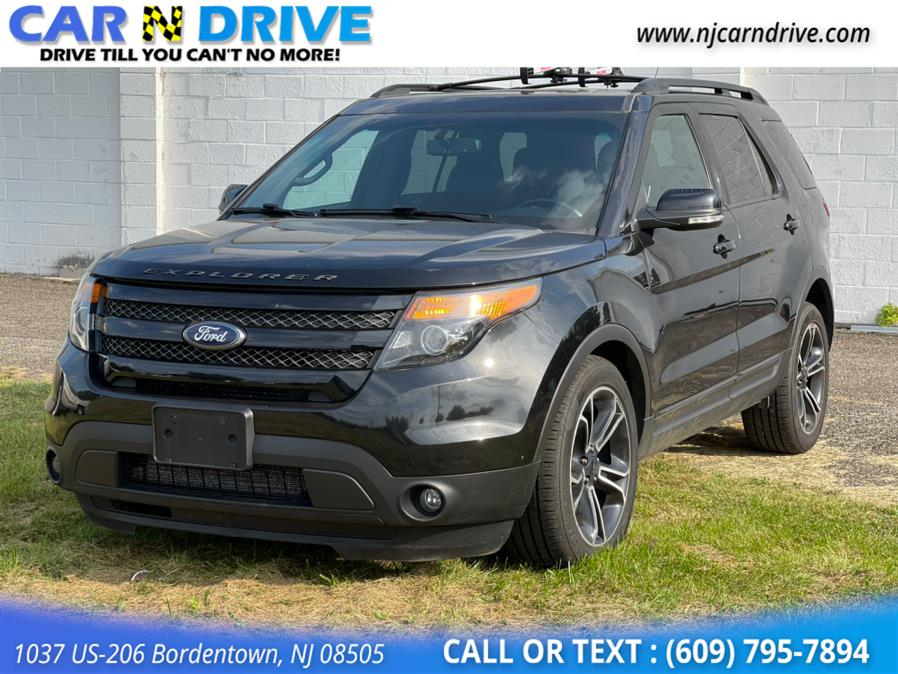 Used Ford Explorer Sport 4WD 2015   Car N Drive. Bordentown, New Jersey