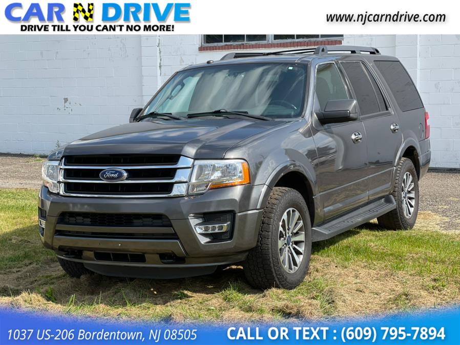 Used Ford Expedition XLT 4WD 2017 | Car N Drive. Bordentown, New Jersey