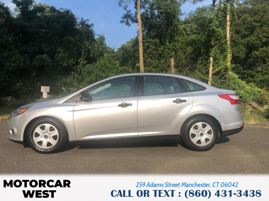 Used Ford Focus 4dr Sdn S 2013   Motorcar West. Manchester, Connecticut