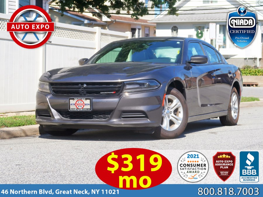 Used 2021 Dodge Charger in Great Neck, New York | Auto Expo Ent Inc.. Great Neck, New York