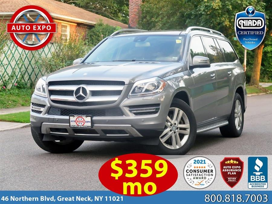Used 2016 Mercedes-benz Gl-class in Great Neck, New York | Auto Expo Ent Inc.. Great Neck, New York