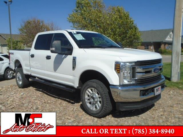 Used 2018 Ford Super Duty F-250 SRW in Colby, Kansas | M C Auto Outlet Inc. Colby, Kansas