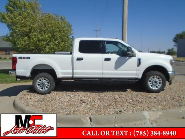 Used Ford Super Duty F-250 SRW XLT 4WD Crew Cab 6.75'' Box 2018 | M C Auto Outlet Inc. Colby, Kansas